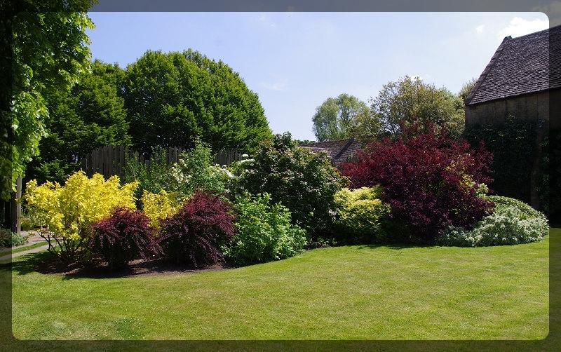 イギリス旅行記2 Bourton House Garden_e0136424_01595897.jpg