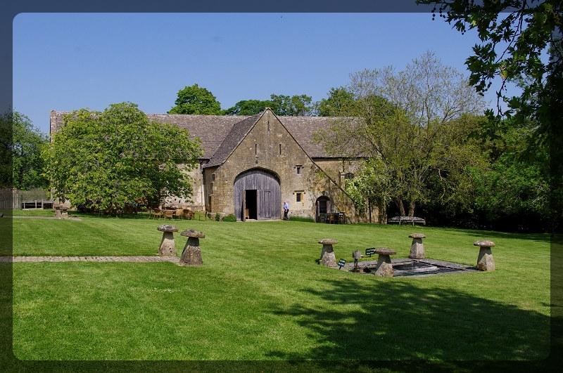 イギリス旅行記2 Bourton House Garden_e0136424_02000452.jpg
