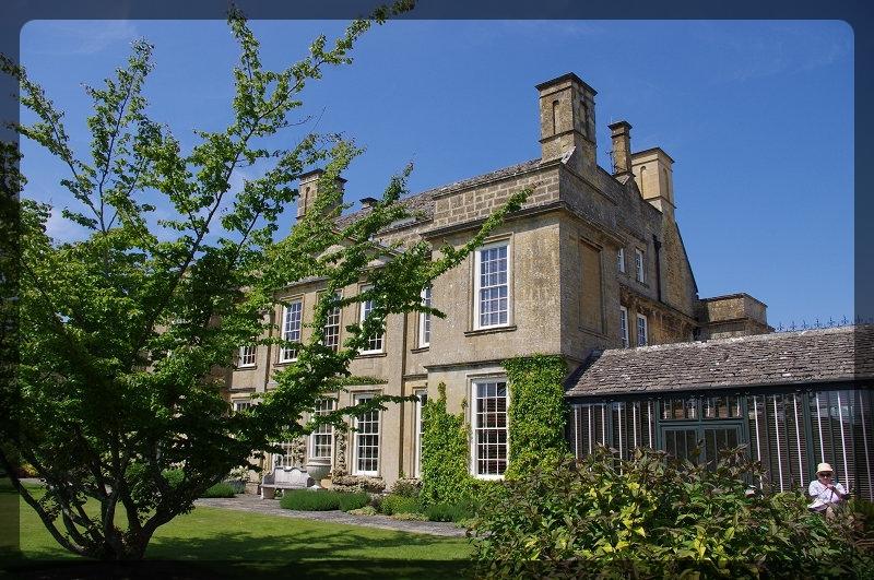 イギリス旅行記2 Bourton House Garden_e0136424_02001490.jpg