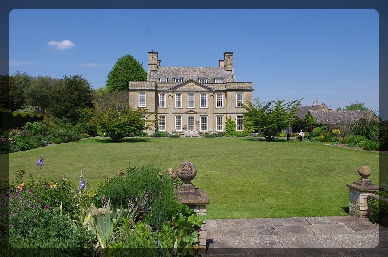 イギリス旅行記2 Bourton House Garden_e0136424_02002410.jpg