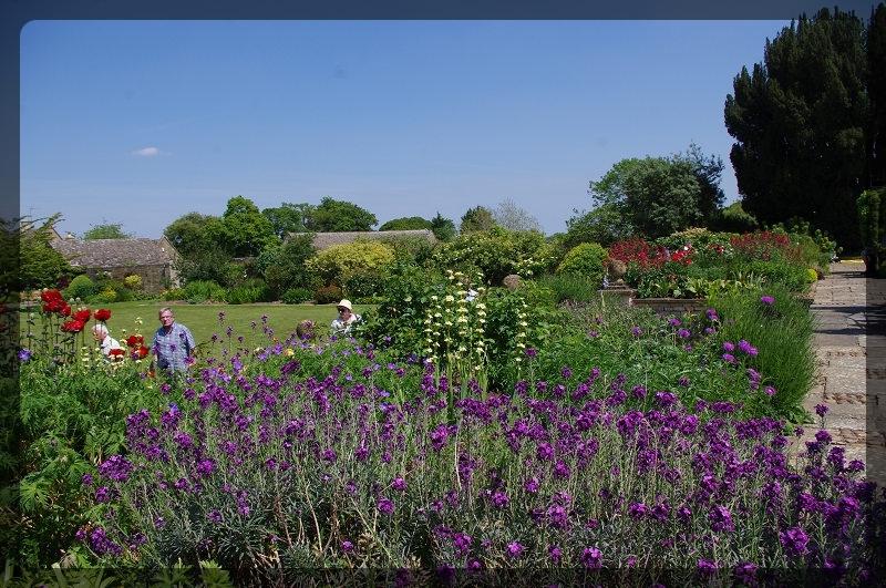 イギリス旅行記2 Bourton House Garden_e0136424_02004515.jpg