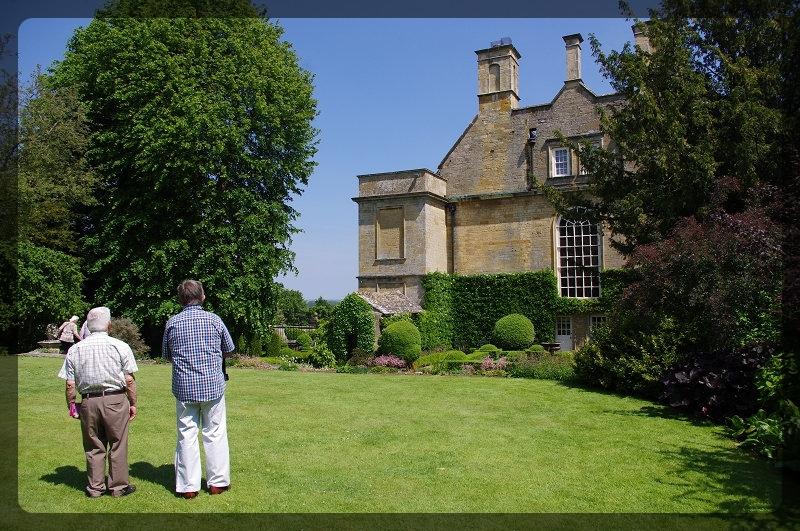 イギリス旅行記2 Bourton House Garden_e0136424_02010042.jpg