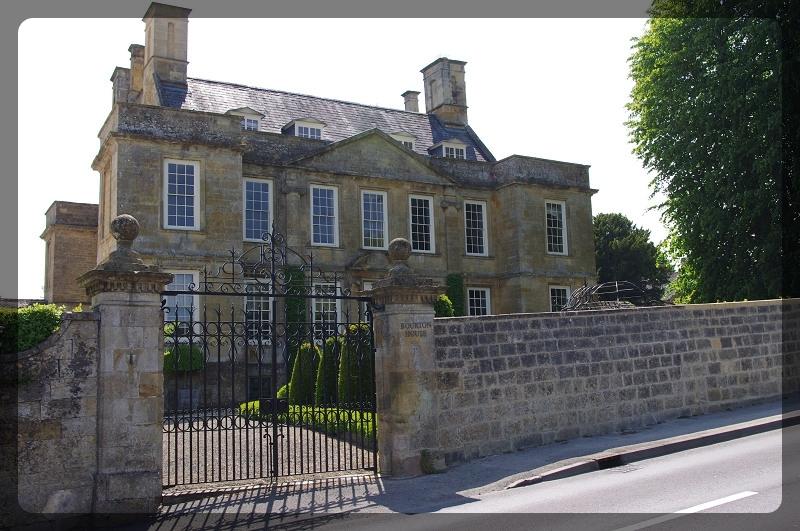 イギリス旅行記2 Bourton House Garden_e0136424_02010441.jpg