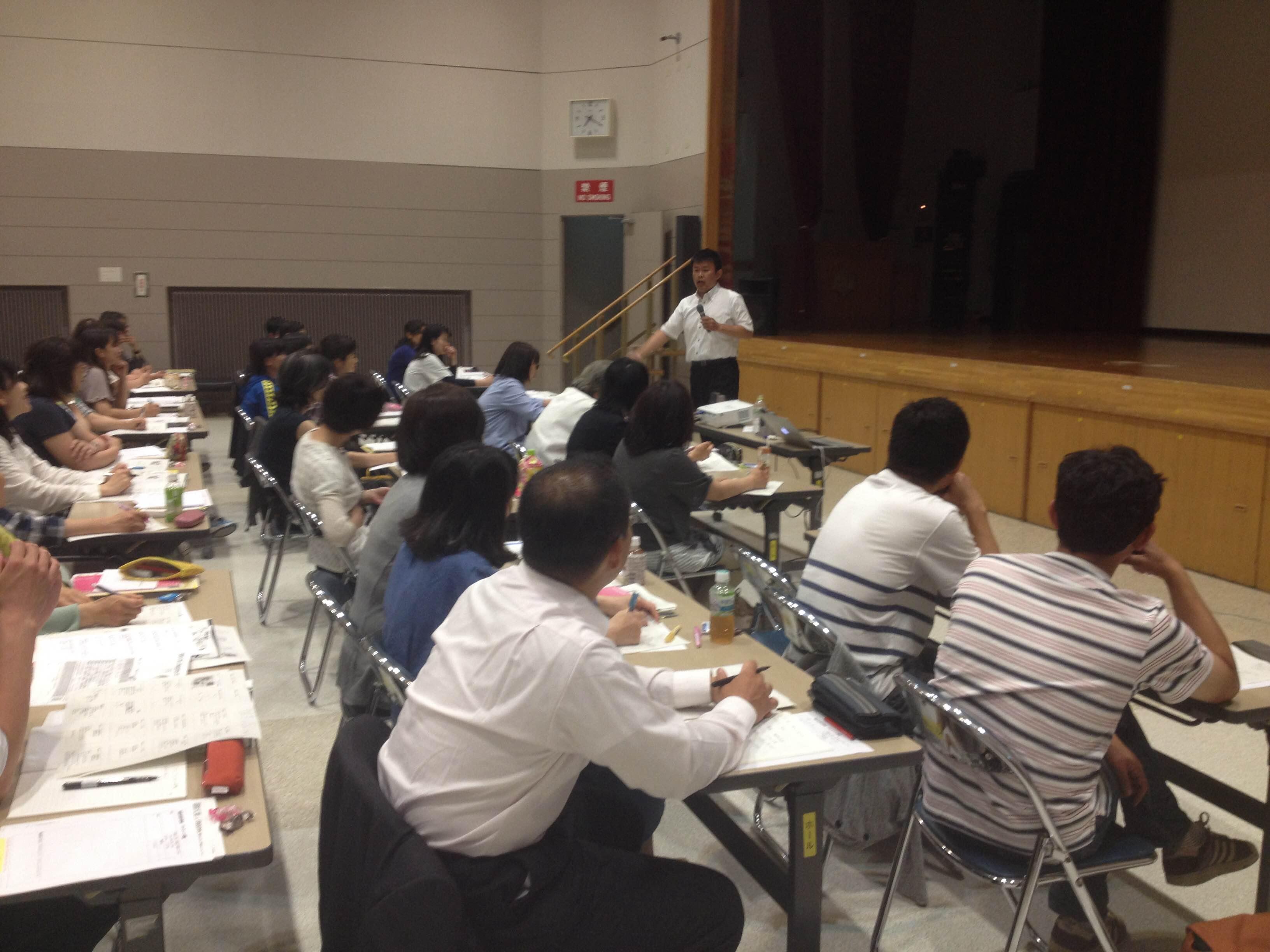 高杉祐之氏による 特別支援学習会Ⅱ_e0252129_20493050.jpg