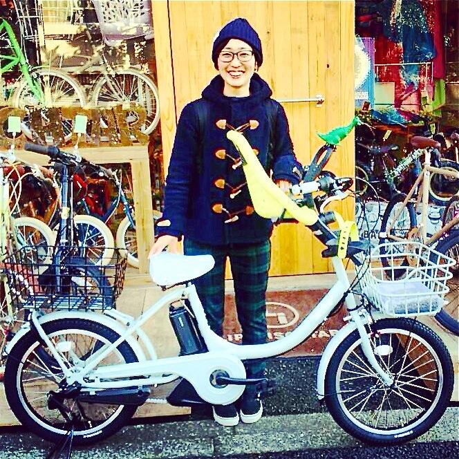 リピトの『バイシクルファミリー』bikke2e Yepp ビッケ2eトート ハイディ ステップクルーズ おしゃれ自転車_b0212032_20512115.jpg