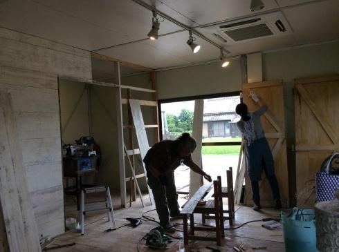 アナーセン引越物語・・・・6月28日の記録 倉庫 in Souko_b0137969_22581273.jpg