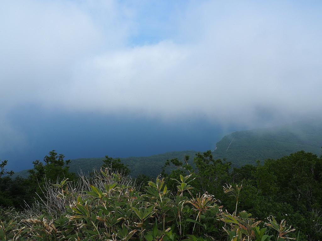 樽前山と風不死岳、6月26日_f0138096_13573716.jpg