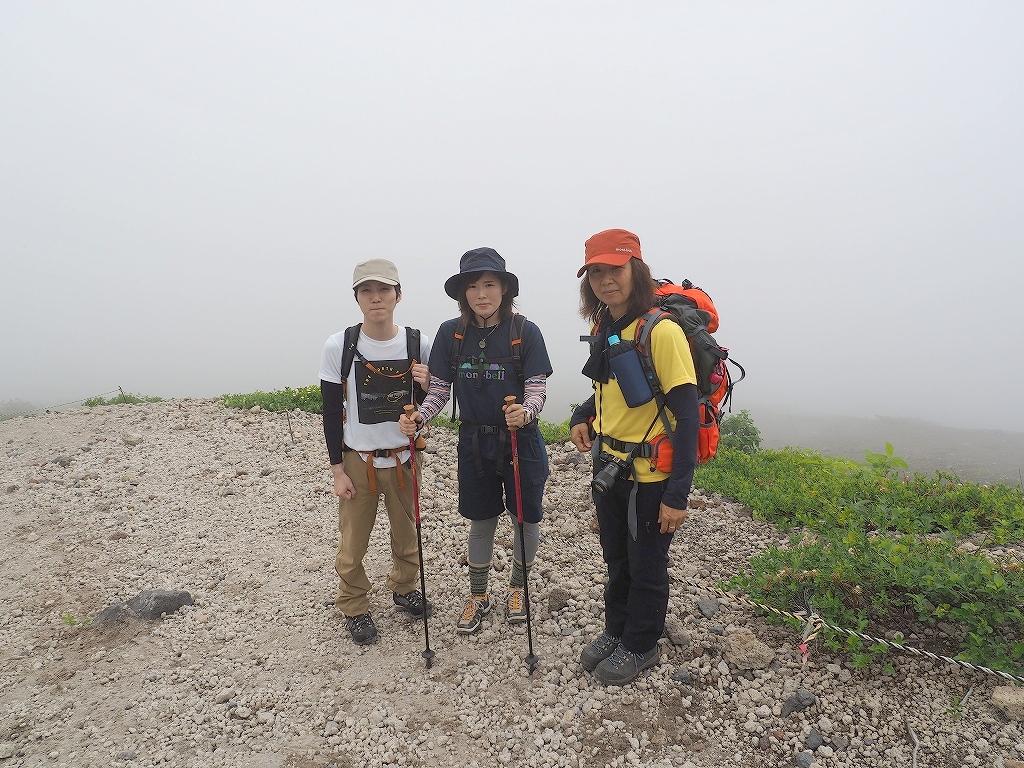 樽前山と風不死岳、6月26日_f0138096_1359524.jpg