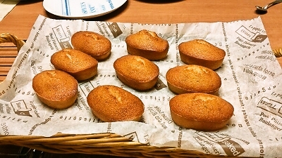 6月27日・29日 Homemade sweets_d0138307_22285158.jpg
