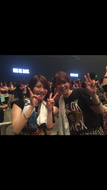 ONE OK ROCK ライブに行って来た♪_f0085810_1605843.png