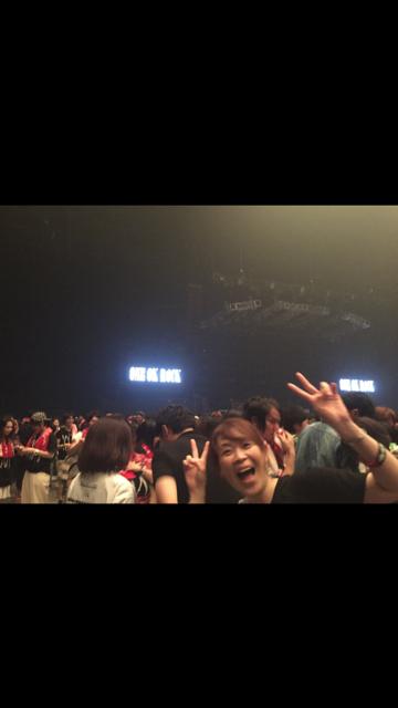ONE OK ROCK ライブに行って来た♪_f0085810_1605856.png