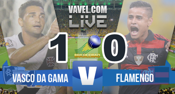 Vasco 1-0 Flamengo【Brasileirão】ブラジル全国選手権セリエA 2015(第9節)→_b0032617_1453969.jpg