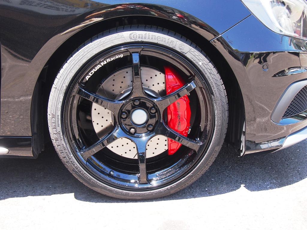 AMG・A45のタイヤ&ホイール交換!_e0188729_13345125.jpg