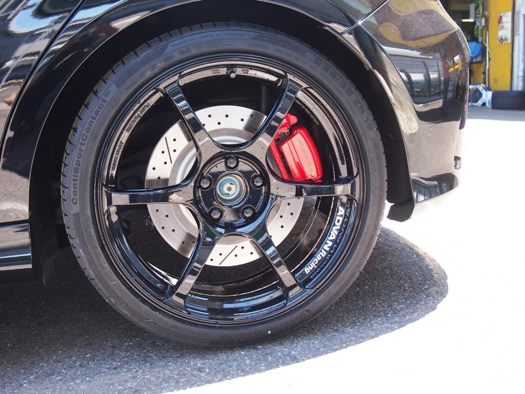 AMG・A45のタイヤ&ホイール交換!_e0188729_133564.jpg