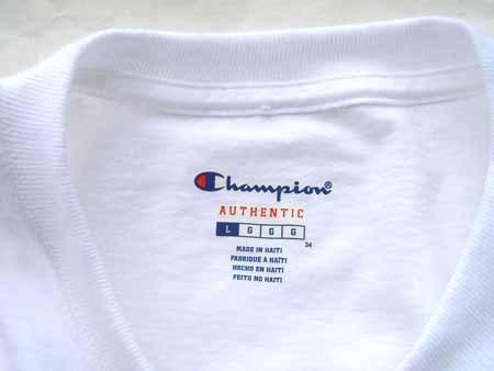 Champion BROOKLYN Tee_f0333938_21550460.jpg