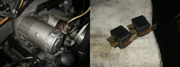 Ural ウラル 2輪駆動(2WD) 修理点検_e0218639_2124749.jpg