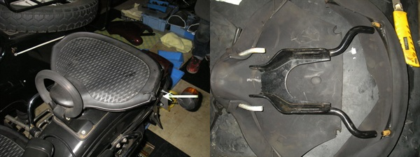 Ural ウラル 2輪駆動(2WD) 修理点検_e0218639_213258.jpg