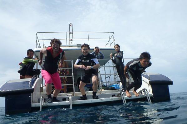 キタ━(゚∀゚)━! 沖縄ダイビング!_a0226058_1615199.jpg