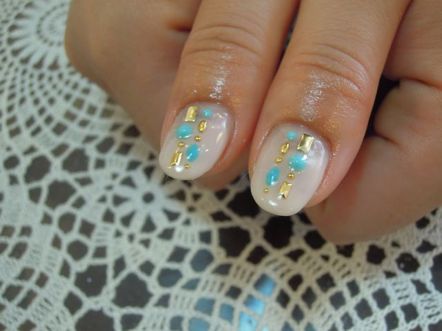 Turquoise Nail_a0239065_14451178.jpg