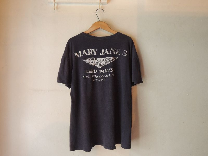 70S HARLEY-DAVIDSON MARY JANE\'S --RECOMMEND--_c0176867_13493447.jpg