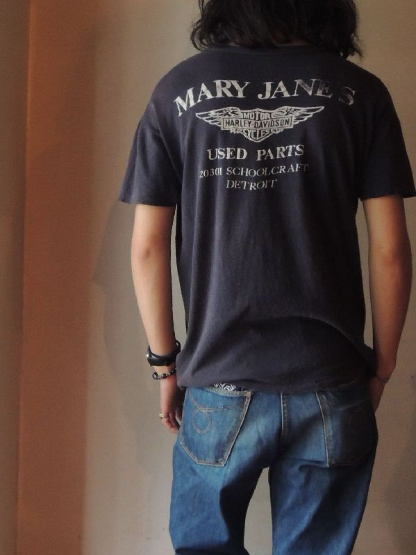 70S HARLEY-DAVIDSON MARY JANE\'S --RECOMMEND--_c0176867_14271267.jpg