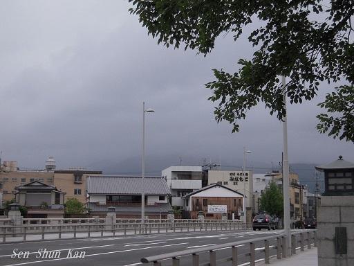 雨にけむる比叡山_a0164068_22473943.jpg