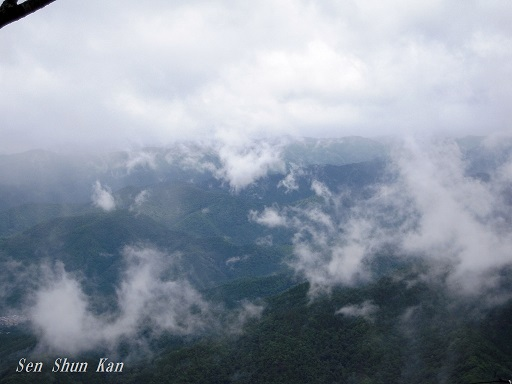 雨にけむる比叡山_a0164068_22483556.jpg