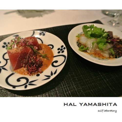 HAL YAMASHITA 東京@六本木_c0156468_19415043.jpg