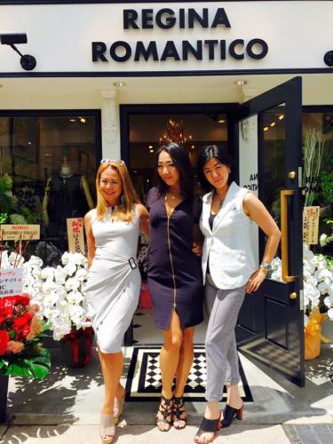 Regina Romantico 京都 北山店_f0342875_22290255.jpg