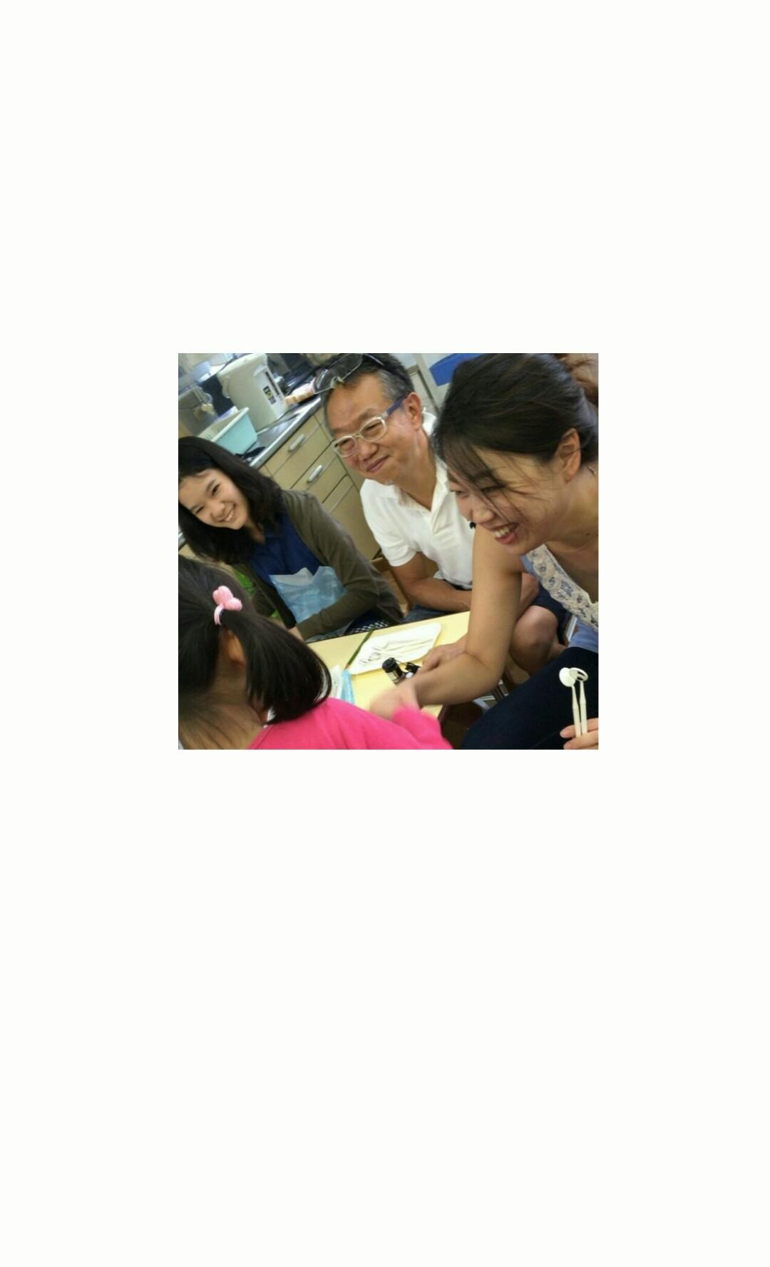 2015/6/18 幼稚園健診に行ってきました!_e0336176_1449361.jpg