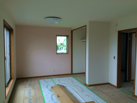 寺島 Iさんの家 ★電気設備工事_d0205883_13405269.jpg