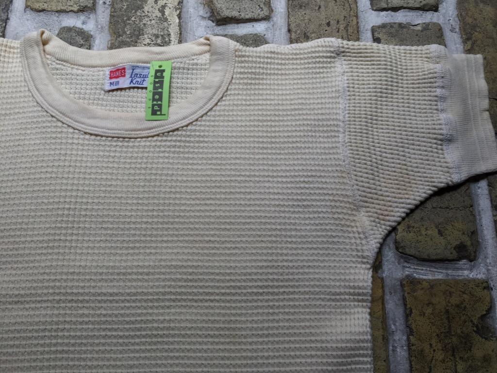 神戸店7/1(水)SouthWestヴィンテージ入荷!#5 Vintage White UnderWear!!!    (T.W.神戸店)_c0078587_2239130.jpg