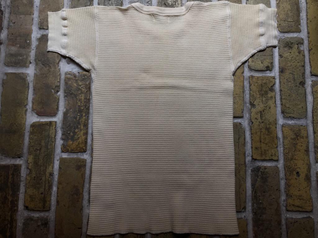 神戸店7/1(水)SouthWestヴィンテージ入荷!#5 Vintage White UnderWear!!!    (T.W.神戸店)_c0078587_22391367.jpg