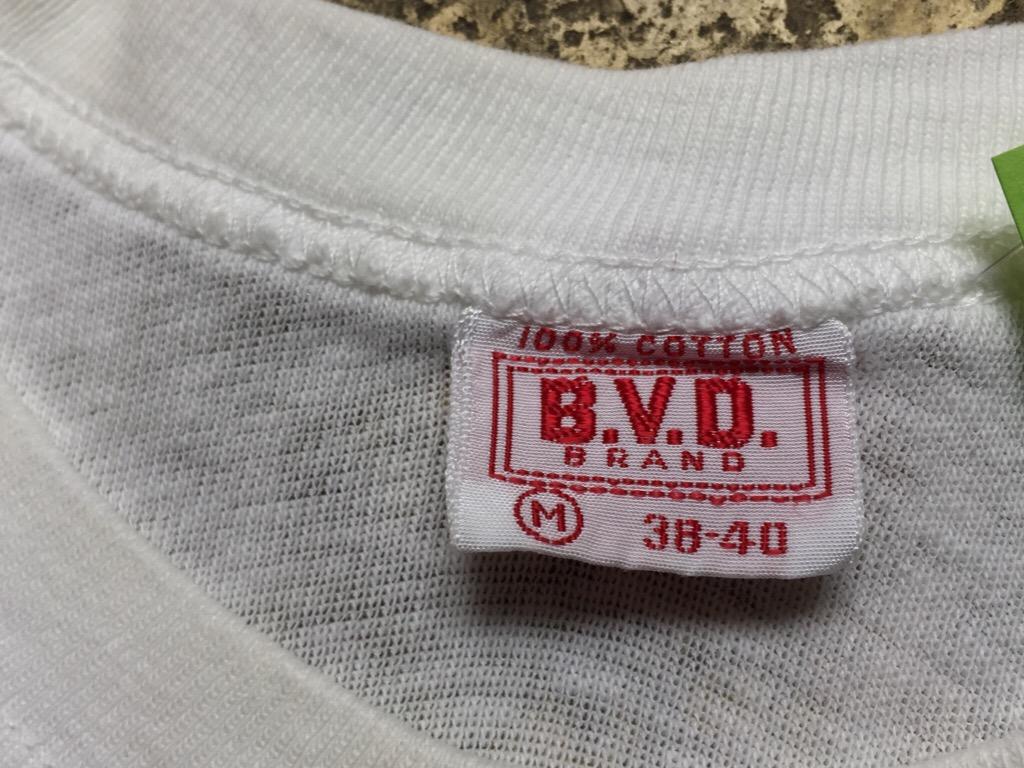 神戸店7/1(水)SouthWestヴィンテージ入荷!#5 Vintage White UnderWear!!!    (T.W.神戸店)_c0078587_22444753.jpg