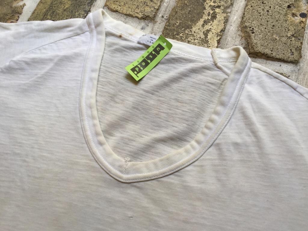 神戸店7/1(水)SouthWestヴィンテージ入荷!#5 Vintage White UnderWear!!!    (T.W.神戸店)_c0078587_22502958.jpg