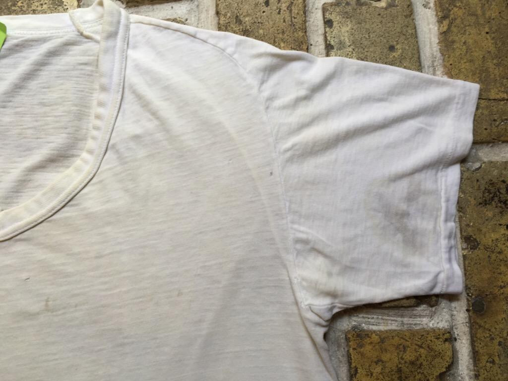 神戸店7/1(水)SouthWestヴィンテージ入荷!#5 Vintage White UnderWear!!!    (T.W.神戸店)_c0078587_22504140.jpg