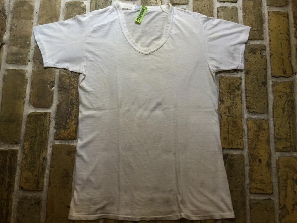 神戸店7/1(水)SouthWestヴィンテージ入荷!#5 Vintage White UnderWear!!!    (T.W.神戸店)_c0078587_2250436.jpg