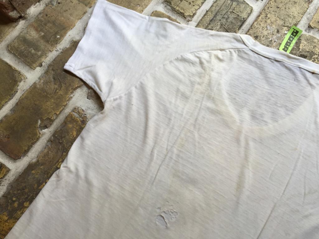 神戸店7/1(水)SouthWestヴィンテージ入荷!#5 Vintage White UnderWear!!!    (T.W.神戸店)_c0078587_22511534.jpg