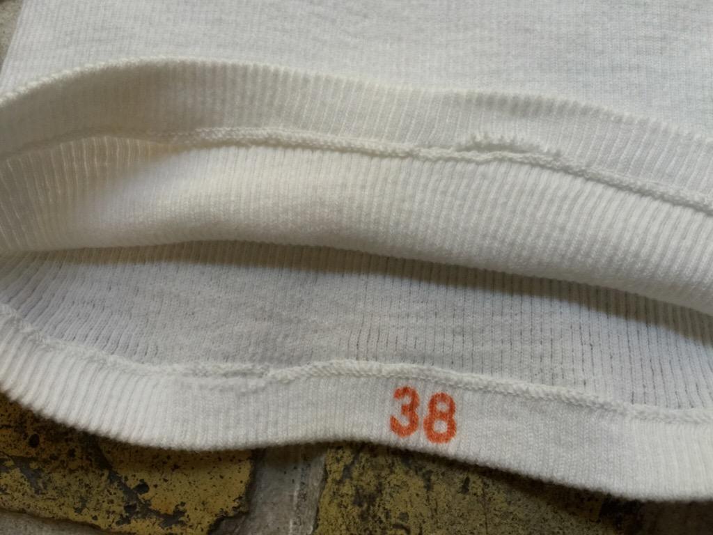 神戸店7/1(水)SouthWestヴィンテージ入荷!#5 Vintage White UnderWear!!!    (T.W.神戸店)_c0078587_2311053.jpg