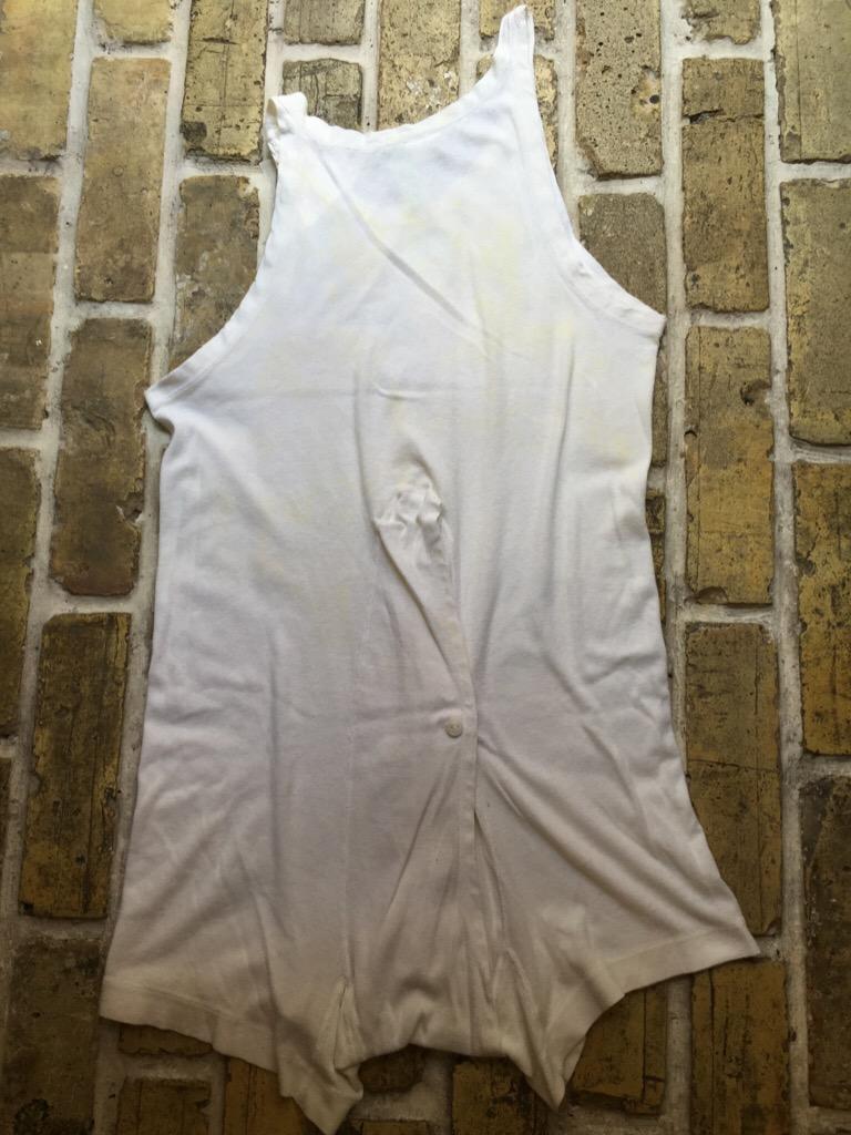 神戸店7/1(水)SouthWestヴィンテージ入荷!#5 Vintage White UnderWear!!!    (T.W.神戸店)_c0078587_2342573.jpg