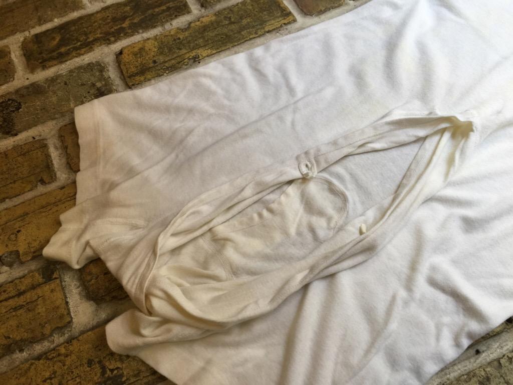 神戸店7/1(水)SouthWestヴィンテージ入荷!#5 Vintage White UnderWear!!!    (T.W.神戸店)_c0078587_2355634.jpg