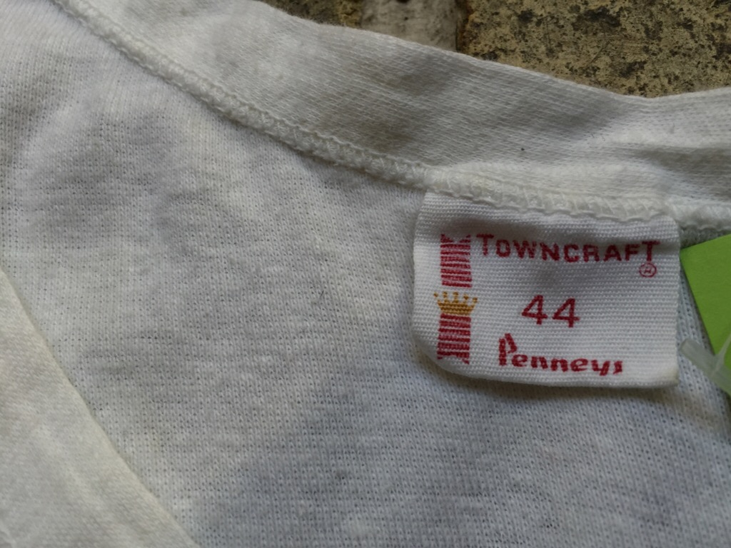 神戸店7/1(水)SouthWestヴィンテージ入荷!#5 Vintage White UnderWear!!!    (T.W.神戸店)_c0078587_2362944.jpg