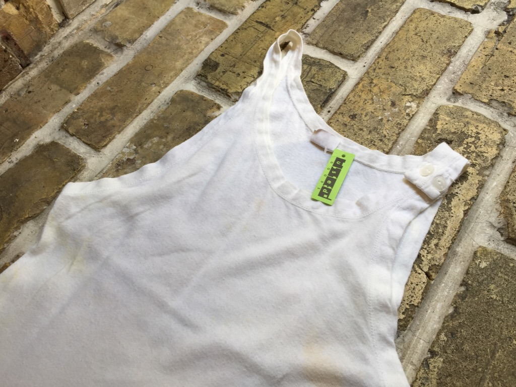 神戸店7/1(水)SouthWestヴィンテージ入荷!#5 Vintage White UnderWear!!!    (T.W.神戸店)_c0078587_237081.jpg