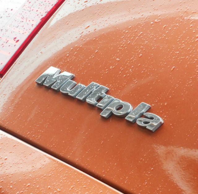 フィアット・ムルティプラ FIAT Multipla_c0267693_17462759.jpg