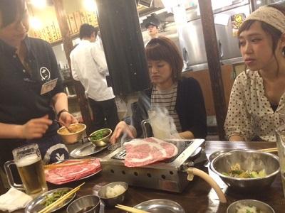 焼肉(写真多め)_a0118722_1047475.jpg