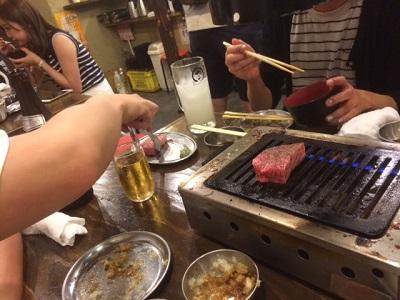 焼肉(写真多め)_a0118722_1213197.jpg