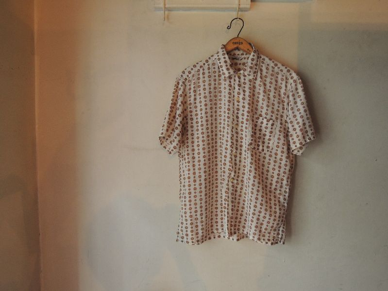 SUMMER!!60S&70S S/S SHIRTS--RECOMMEND--_c0176867_1963263.jpg