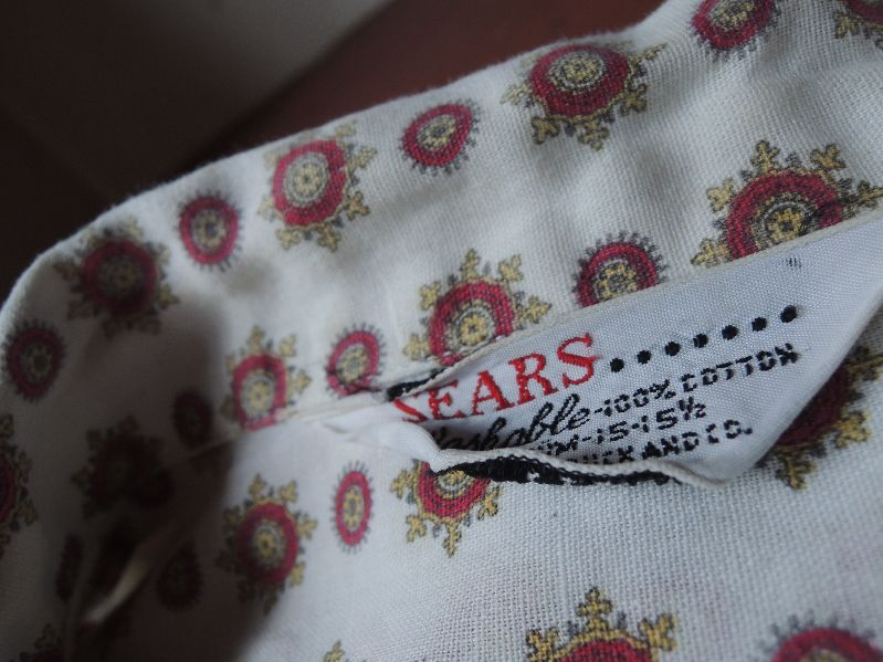 SUMMER!!60S&70S S/S SHIRTS--RECOMMEND--_c0176867_1965756.jpg