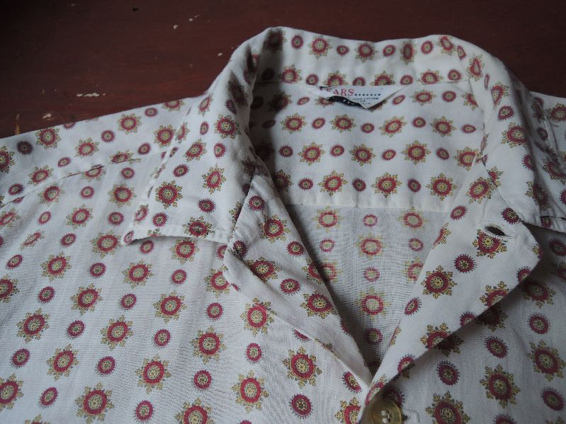 SUMMER!!60S&70S S/S SHIRTS--RECOMMEND--_c0176867_1971486.jpg