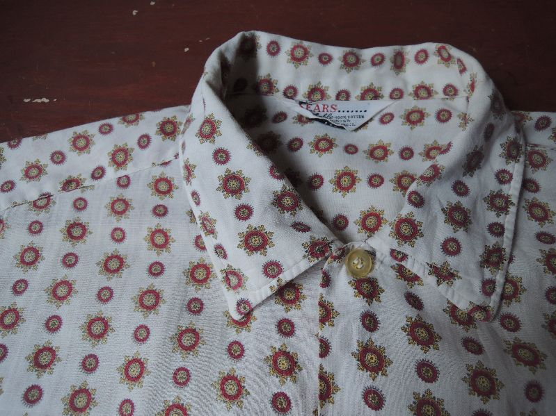 SUMMER!!60S&70S S/S SHIRTS--RECOMMEND--_c0176867_197572.jpg